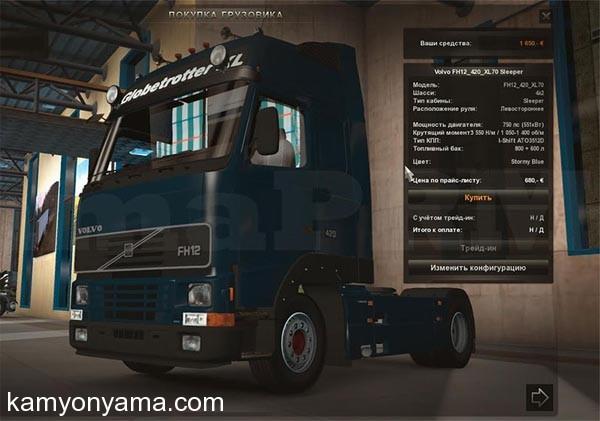 volvo-kamyon-yama