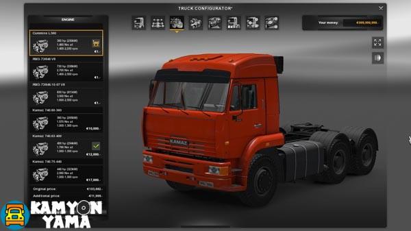 kamaz-6460-motor-modu