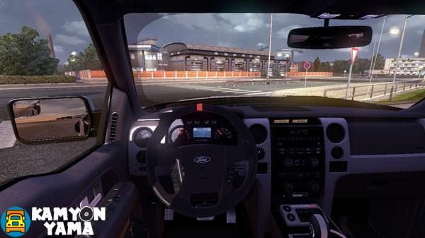 ets 2 ford f-150 pickup yaması – kamyonyama – kamyon oyunları