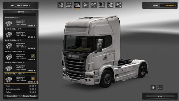 848_hp_motor