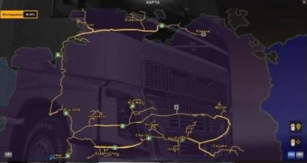 terra-yeryuzu-harita-yama