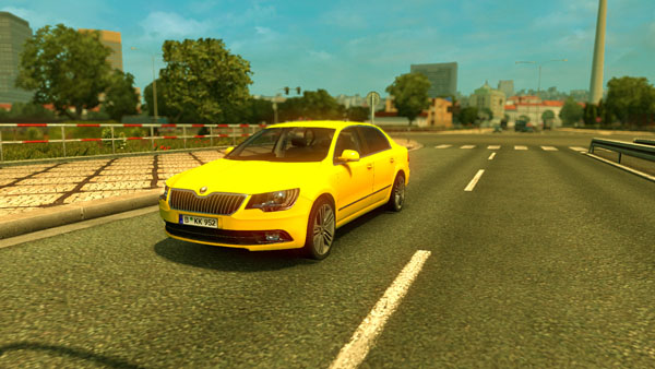 skoda_Superb_araba
