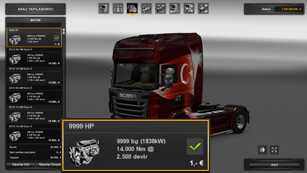 9999_beygir_motor