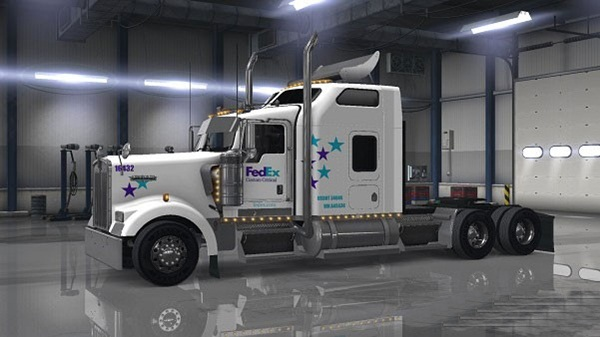kenworth_w900_fedex_skin
