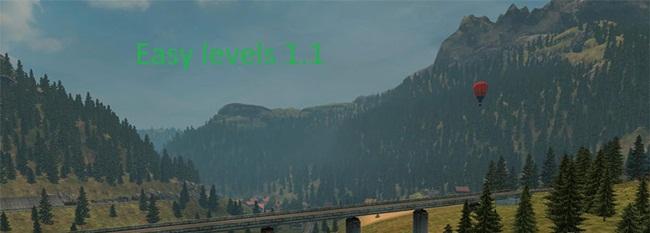 kolay_level_seviye_mod