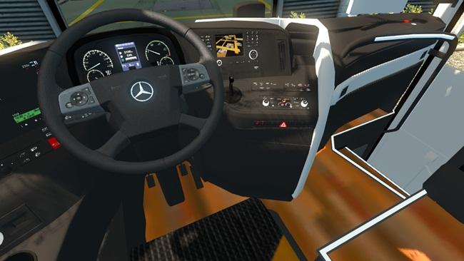 ETS 2 – Mercedes-Benz Travego 2016 Otobüs Yaması ...
