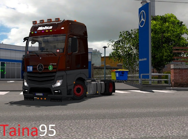 mercedes-actros-mp4-kamyonyama