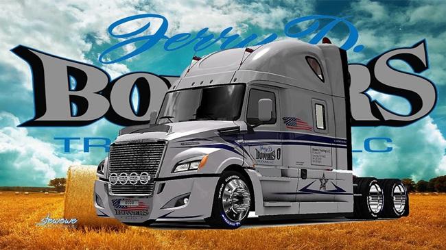 freightliner_cascadia_2018_bowers_trucking_llc_skin_yama