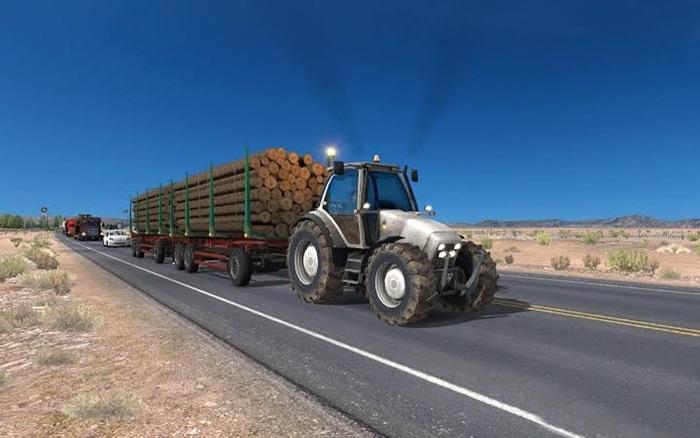 traktor_ile_romork_trafik_mod