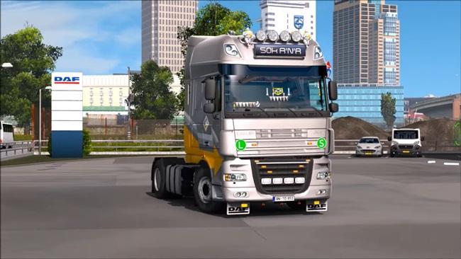 daf-xf-105-kamyon