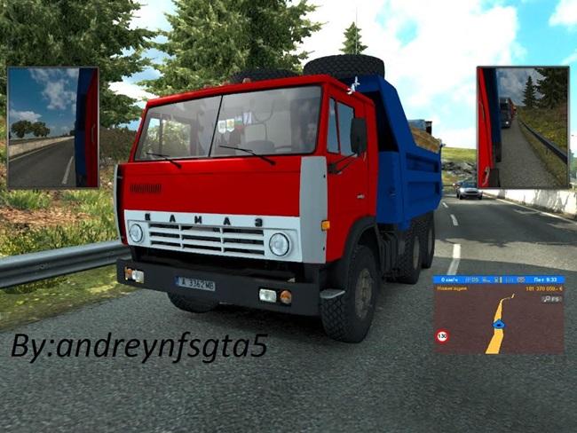 kamaz-5410-5511-4310-53212-kamyon