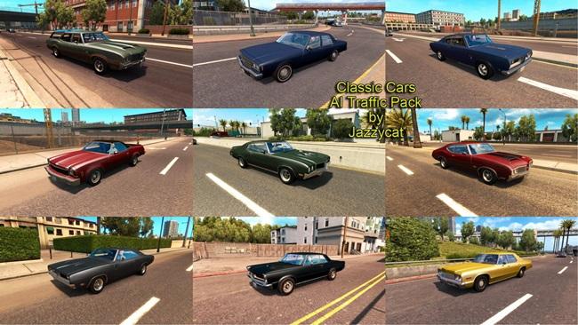 klasik-araba-trafik-paketi