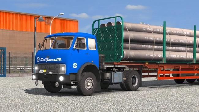maz-504b-kamyon