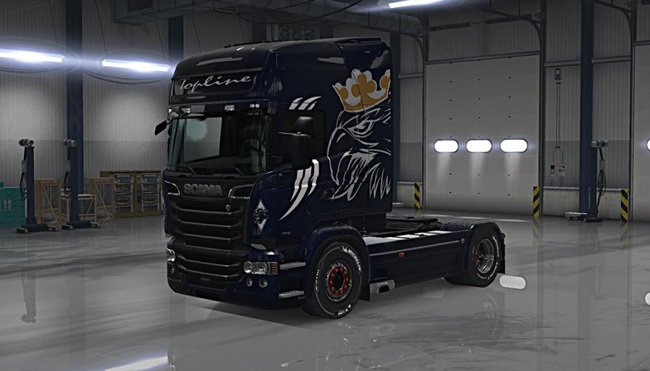 scania-rjl-metalik-griffin-skin