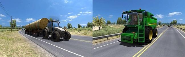 traktor-ve-bicerdover-trafik-mod