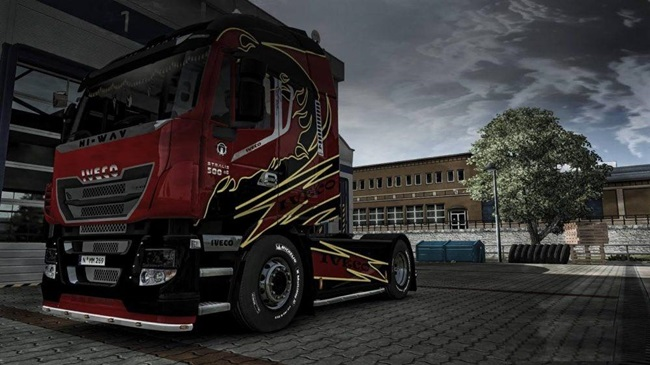 Iveco-hi-way-modifiyeli-kamyon