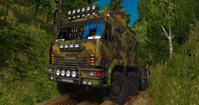 kraz-64-65-kamyon