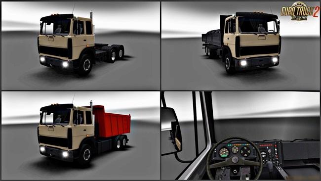 maz-6303-kamyon