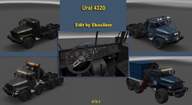 ural-4320-kamyon