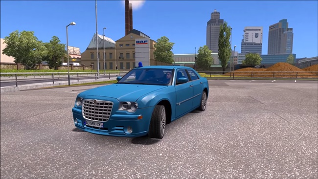 ETS2-Chrysler-300-C