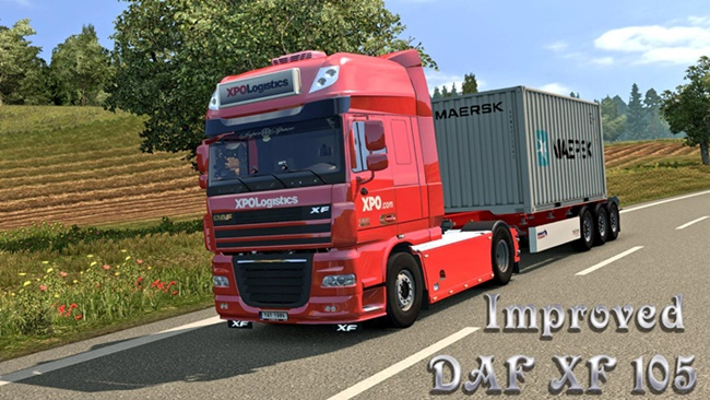daf-xf-105-improved-kamyon