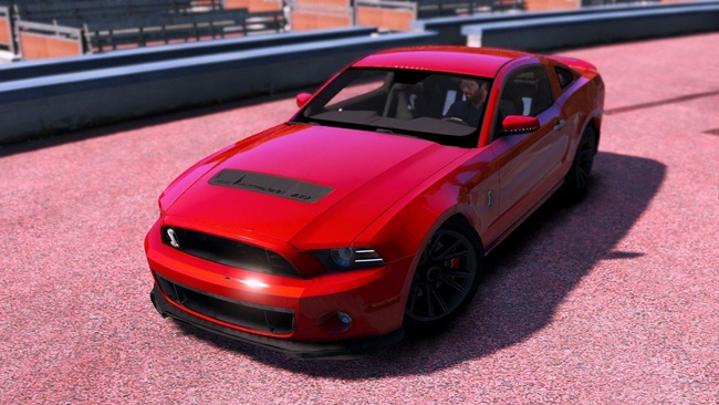 ford-shellby-gt500-araba-yama