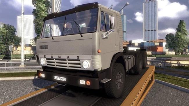 kamaz-5410-kamyon