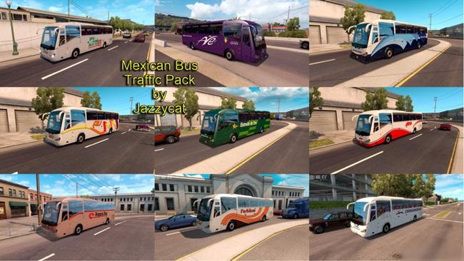 meksika-otobusleri-trafik-paketi
