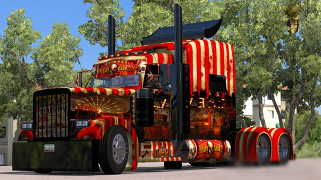 peterbilt-389-creepy-carnevil-skin-yamasi