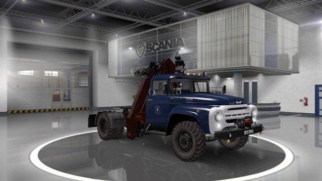 zil-130-131-kamyon