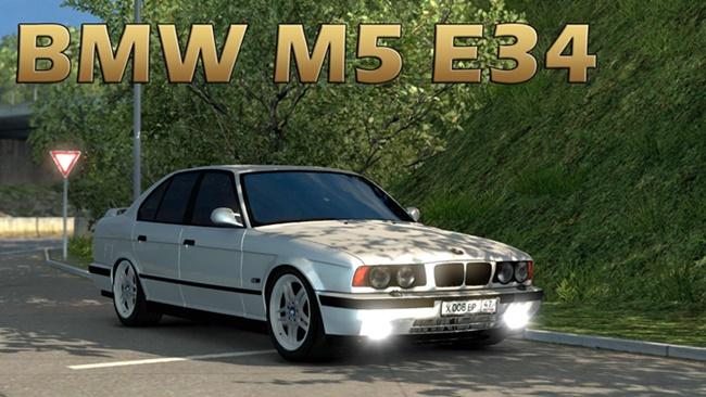ETS2-bmw-m5-e34