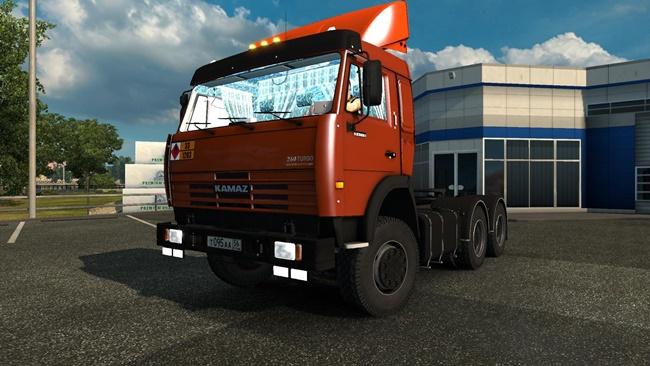 kamaz-43118-54115-kamyon