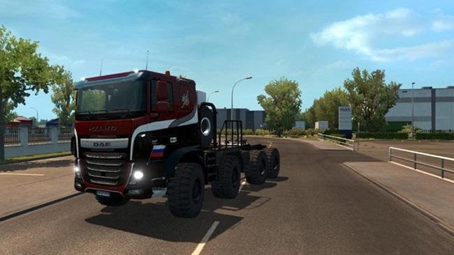 daf-106-kamyon