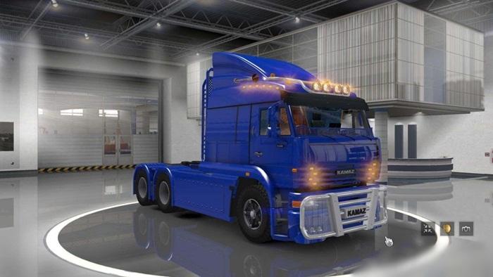 kamaz-6460-kamyon