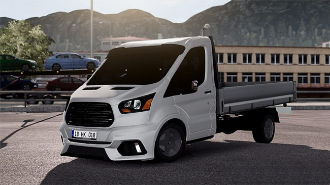 FORD-transit-pickup