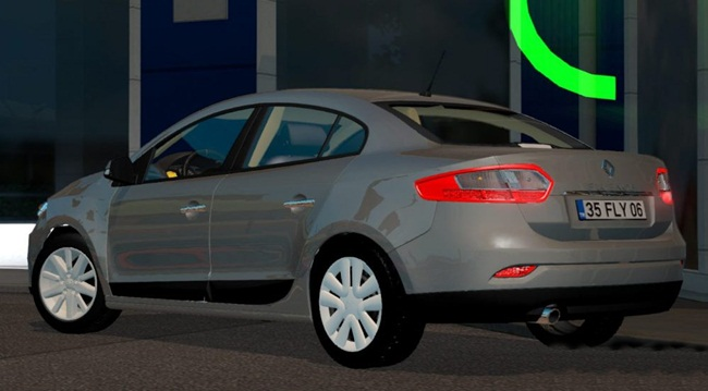 renault-fluence-araba