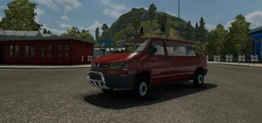 volkswagen-transporter-t4-araba