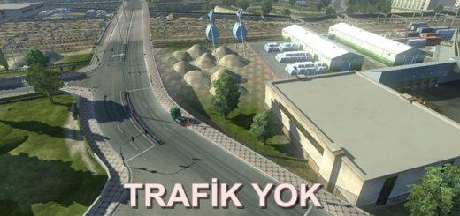 trafik-yok